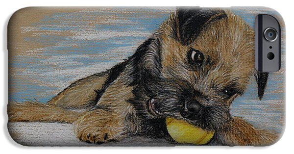 Breeder iPhone Cases - My ball iPhone Case by Daniele Trottier