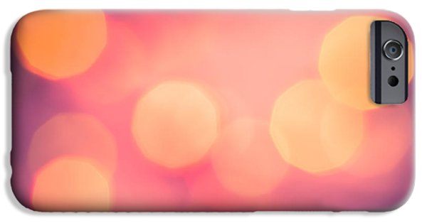 Corporate Photographs iPhone Cases - My World iPhone Case by Jan Bickerton