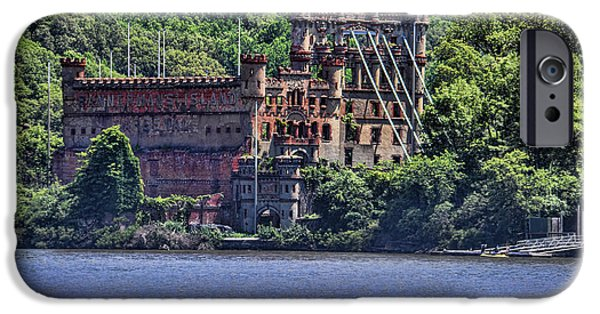 Hudson River iPhone Cases - Mysterious iPhone Case by Roberta Byram