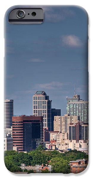 Nashville Skyline 1 iPhone Case by Douglas Barnett