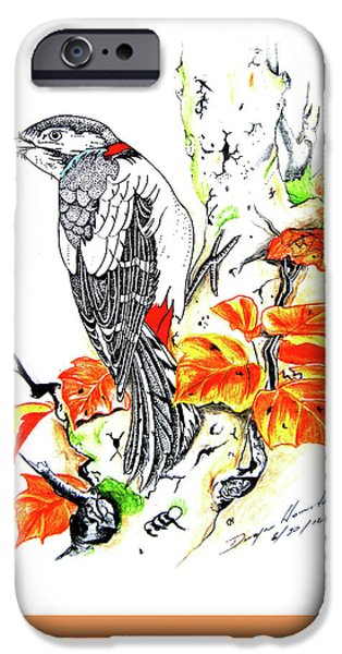 Google Mixed Media iPhone Cases - Nature  iPhone Case by Dwayne  Hamilton
