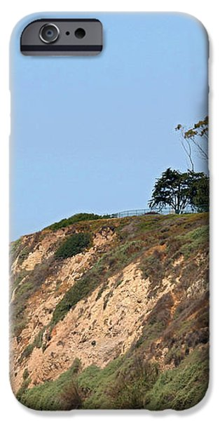 New Santa Barbara Lighthouse - Santa Barbara CA iPhone Case by Christine Till