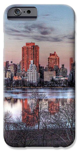 New York Spring Awakening iPhone Case by Ariane Moshayedi