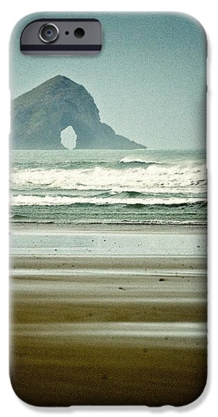 Ninety Mile Beach iPhone Case by Dave Bowman