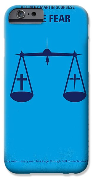 Rape iPhone Cases - No014 My Cape Fear minimal movie poster iPhone Case by Chungkong Art