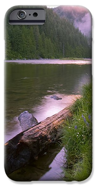 North Fork of the Clearwater iPhone Case by Idaho Scenic Images Linda Lantzy