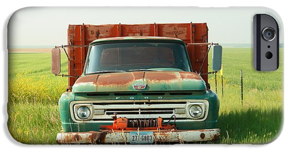 Rust iPhone Cases - Nothing beats a Ford iPhone Case by Jeff  Swan