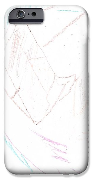 Racing Pastels iPhone Cases - Now Now iPhone Case by Gideon Ebuehi