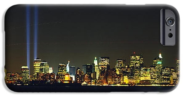 Recent iPhone Cases - Nyc, New York City, New York State, Usa iPhone Case by Panoramic Images