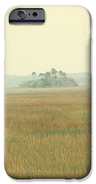 Pastel Colors iPhone Cases - Oasis iPhone Case by Amy Tyler