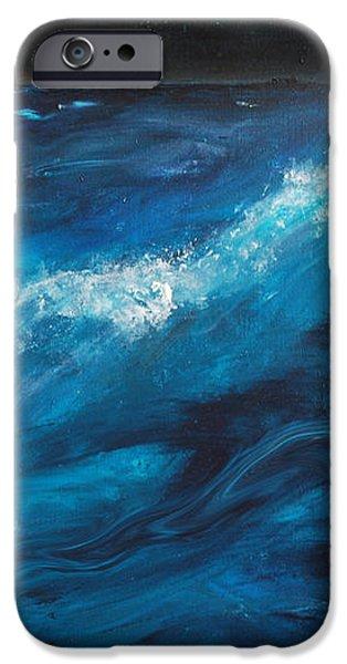 Ocean II iPhone Case by Patricia Motley