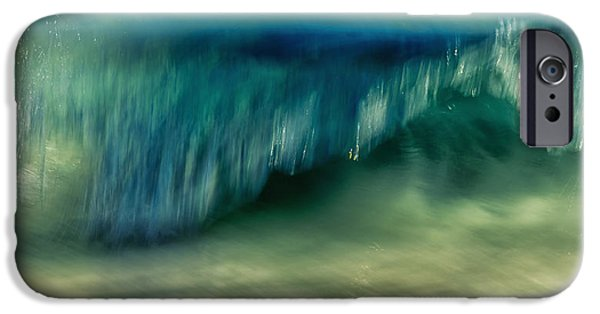 Conceptual iPhone Cases - Ocean Motion iPhone Case by Stylianos Kleanthous