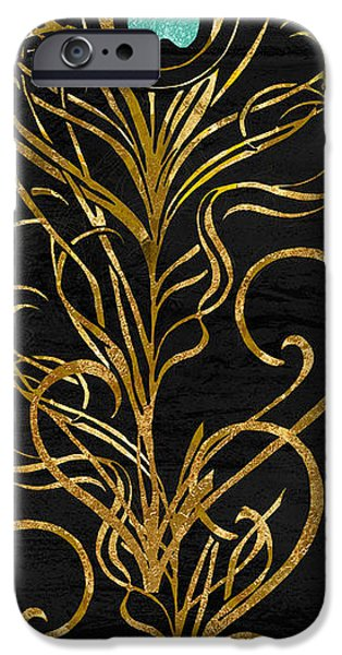 Peafowl iPhone Cases - Of A Feather  iPhone Case by Mindy Sommers
