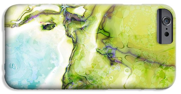 Michelle iPhone Cases - Of Earth And Water iPhone Case by Michelle H