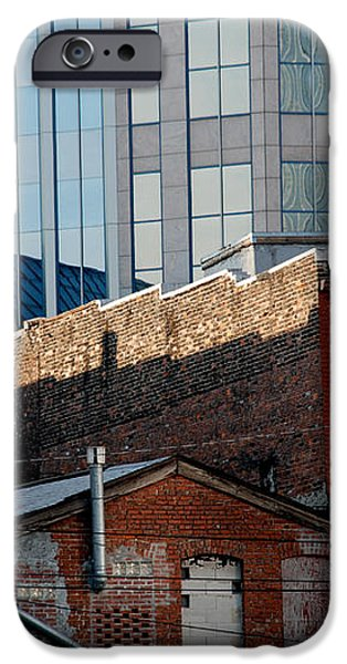 Old and new close together iPhone Case by Susanne Van Hulst