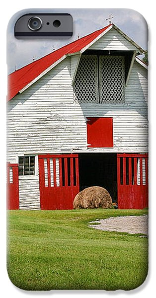 Old Barn iPhone Case by Kristin Elmquist