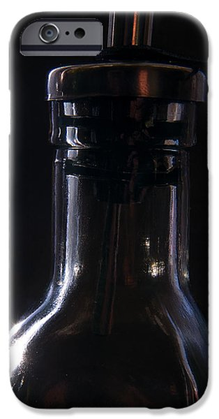 old bottle iPhone Case by Steve Somerville