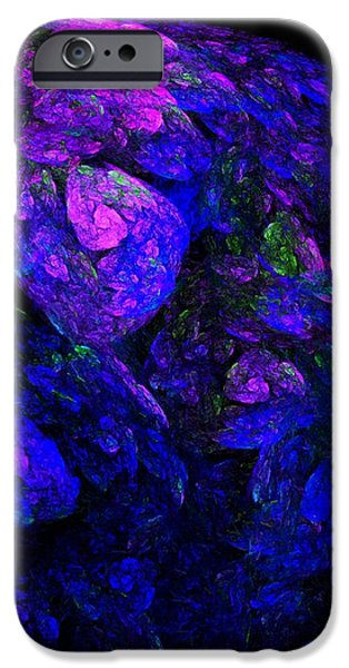 Old Man Take a Look at Yourself iPhone Case by David Lane