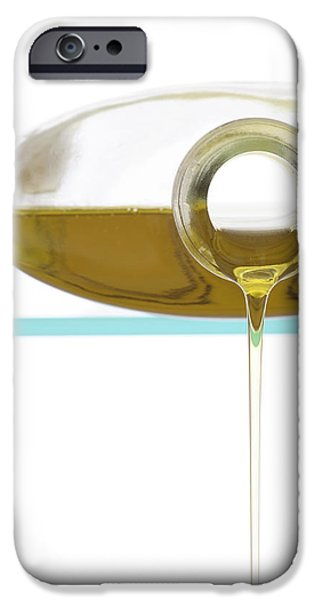Olive Oil iPhone Case by Frank Tschakert
