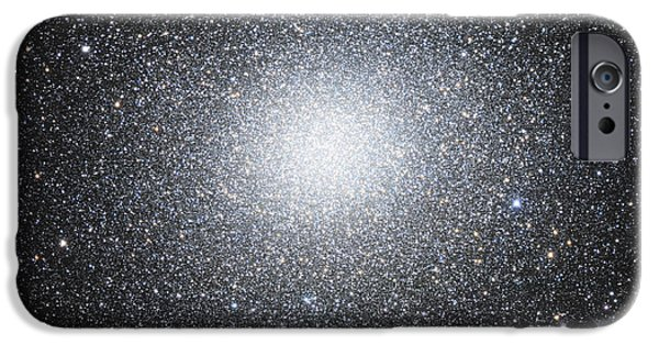 Constellations iPhone Cases - Omega Centauri Or Ngc 5139 iPhone Case by Robert Gendler