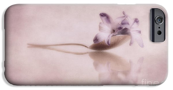 Small iPhone Cases - On a spoon iPhone Case by SK Pfphotography