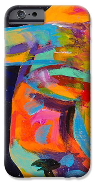 On the Move iPhone Case by Tracy Miller