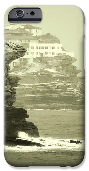 On the Rugged Cliffs iPhone Case by Holly Kempe