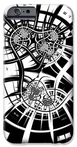 Texture iPhone Cases - Opus One iPhone Case by John Edwards
