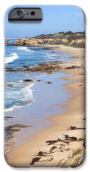 Orange County California iPhone Case by Paul Velgos