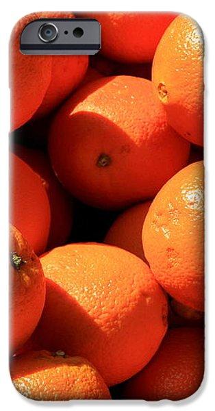 Oranges iPhone Case by David Dunham