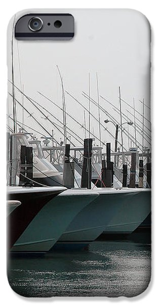 Oregon Inlet iPhone Case by Kelvin Booker
