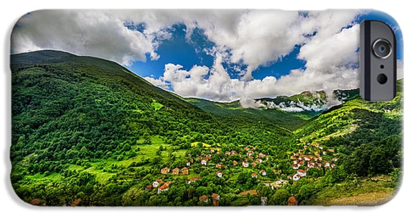Old Village iPhone Cases - Oreshe iPhone Case by Ivan Vukelic
