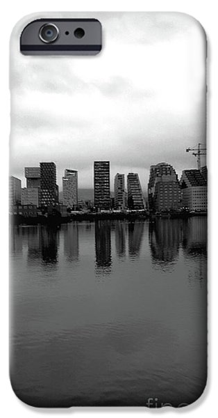 Recently Sold -  - Norway iPhone Cases - Oslo iPhone Case by Geoff Sadler Designs