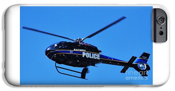 Police Art iPhone Cases - Our Protectcors iPhone Case by Marcus Dagan