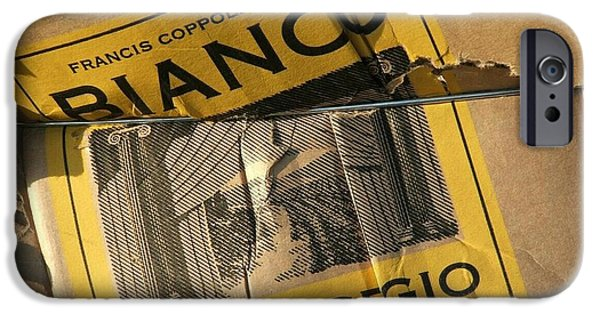 Francis Ford Coppola iPhone Cases - Out With The Old iPhone Case by Jerohn  Brunson