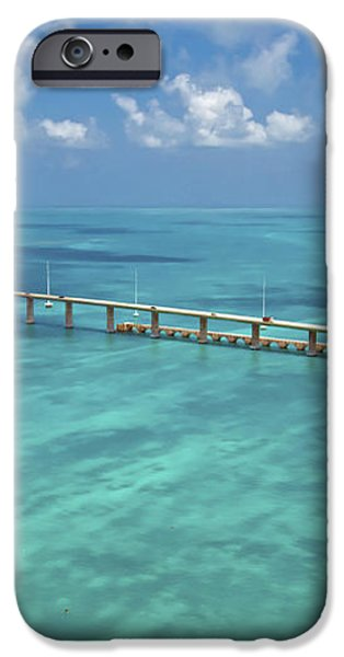 Overseas Highway iPhone Case by Patrick M Lynch