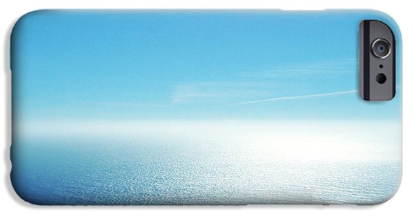 Beach iPhone Cases - Pacific bliss iPhone Case by Les Cunliffe