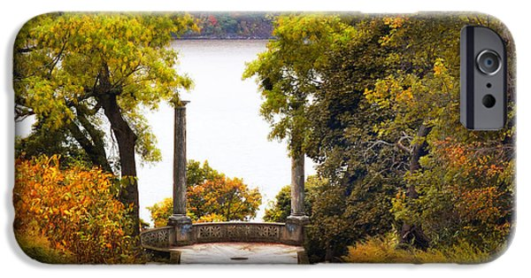 Hudson River Digital iPhone Cases - Palisades Vista iPhone Case by Jessica Jenney