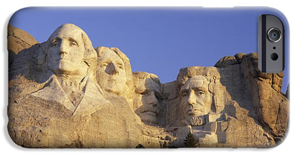 President iPhone Cases - Panoramic Sunrise View On Presidents iPhone Case by Panoramic Images