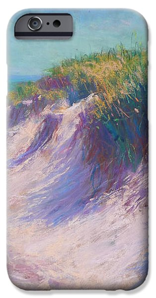 Past the Dunes iPhone Case by Michael Camp