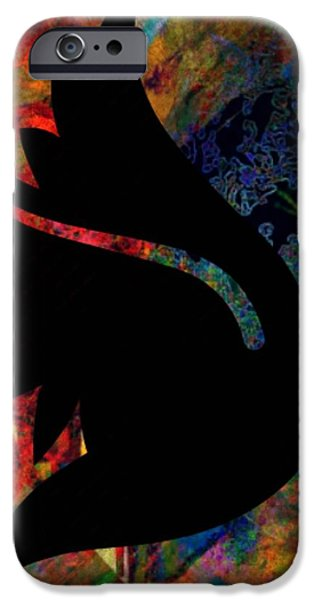 Peace #12 iPhone Case by WBK