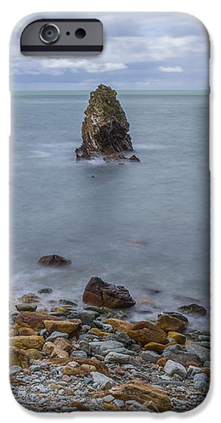 Beach iPhone Cases - Peace Be With You iPhone Case by Ian Mitchell