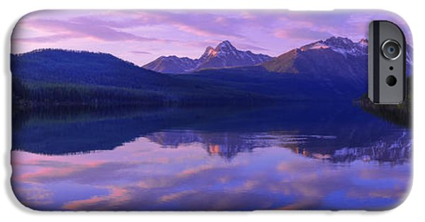 Pines iPhone Cases - Peace iPhone Case by Chad Dutson
