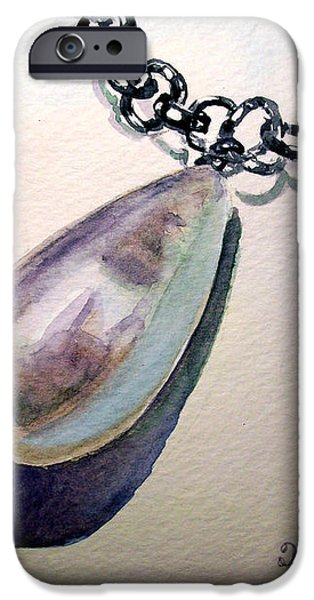 Pearl iPhone Case by Irina Sztukowski