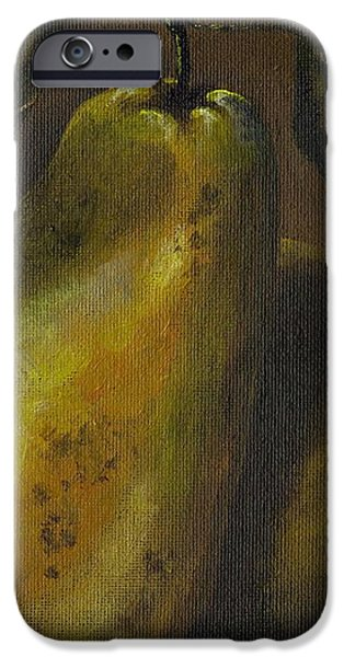 Pears iPhone Case by Adam Zebediah Joseph