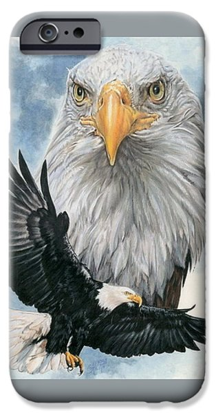 iPhone Cases - Peerless iPhone Case by Barbara Keith