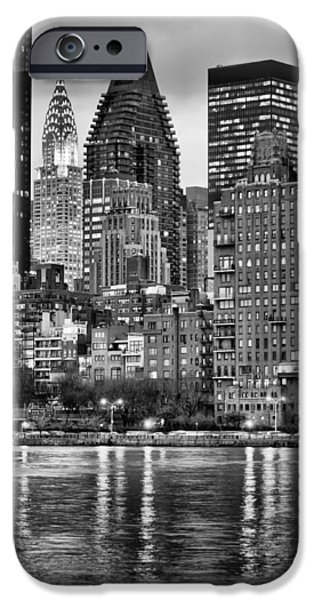 Perspectives V BW iPhone Case by JC Findley