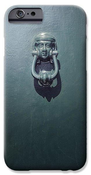 Pharaoh iPhone Cases - Pharaoh iPhone Case by Joana Kruse