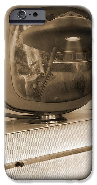 Philco Television  iPhone Case by Mike McGlothlen