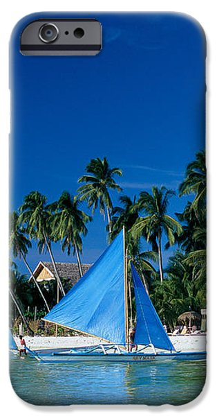 Philippines, Boracay Isla iPhone Case by Gloria & Richard Maschmeyer - Printscapes